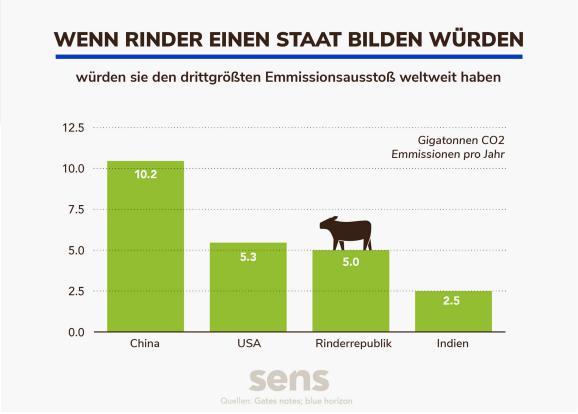 Wenn Rinder einen Staat bilden würden