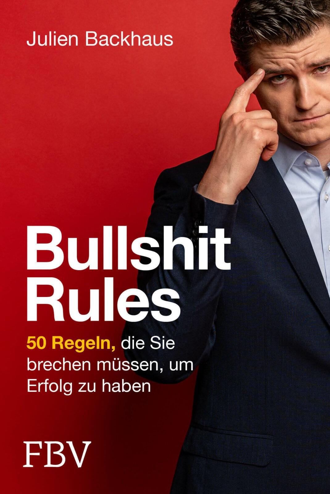 Buchtipp - Bullshit Rules