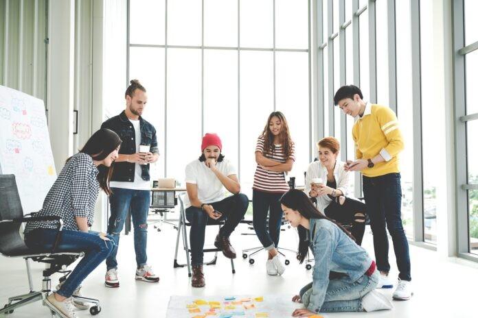 Die Zusammenarbeit von Corporates und Startups ist sehr innovativ