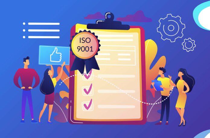 Darf man die ISO 9001 Zertifizierung für Marketingzwecke nutzen?