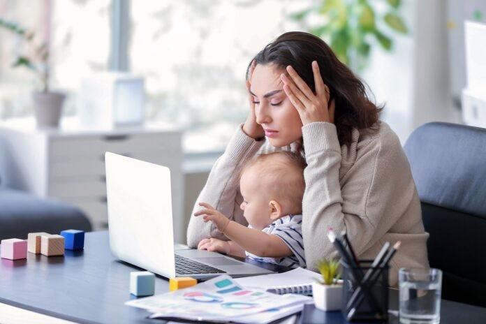 Außen perfekt - innen unsicher? 4 Tipps für zufriedene Mütter