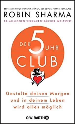 Buchtipp: Der 5-Uhr-Club