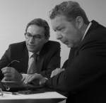 Dr. Matthias Zimmermann und Prof. Dr. Felix Brodbeck