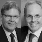 Dr. Rolf-Dieter Reineke und Michael Thiel